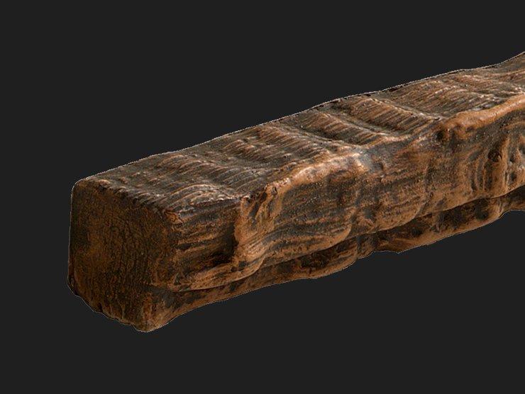 DETALLE M 004 Moldura imitación madera PANESPOL