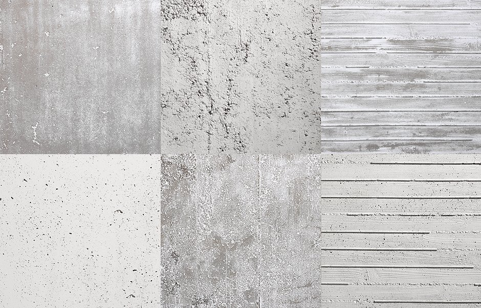 BETON - the concrete appeal of the unfinished finish