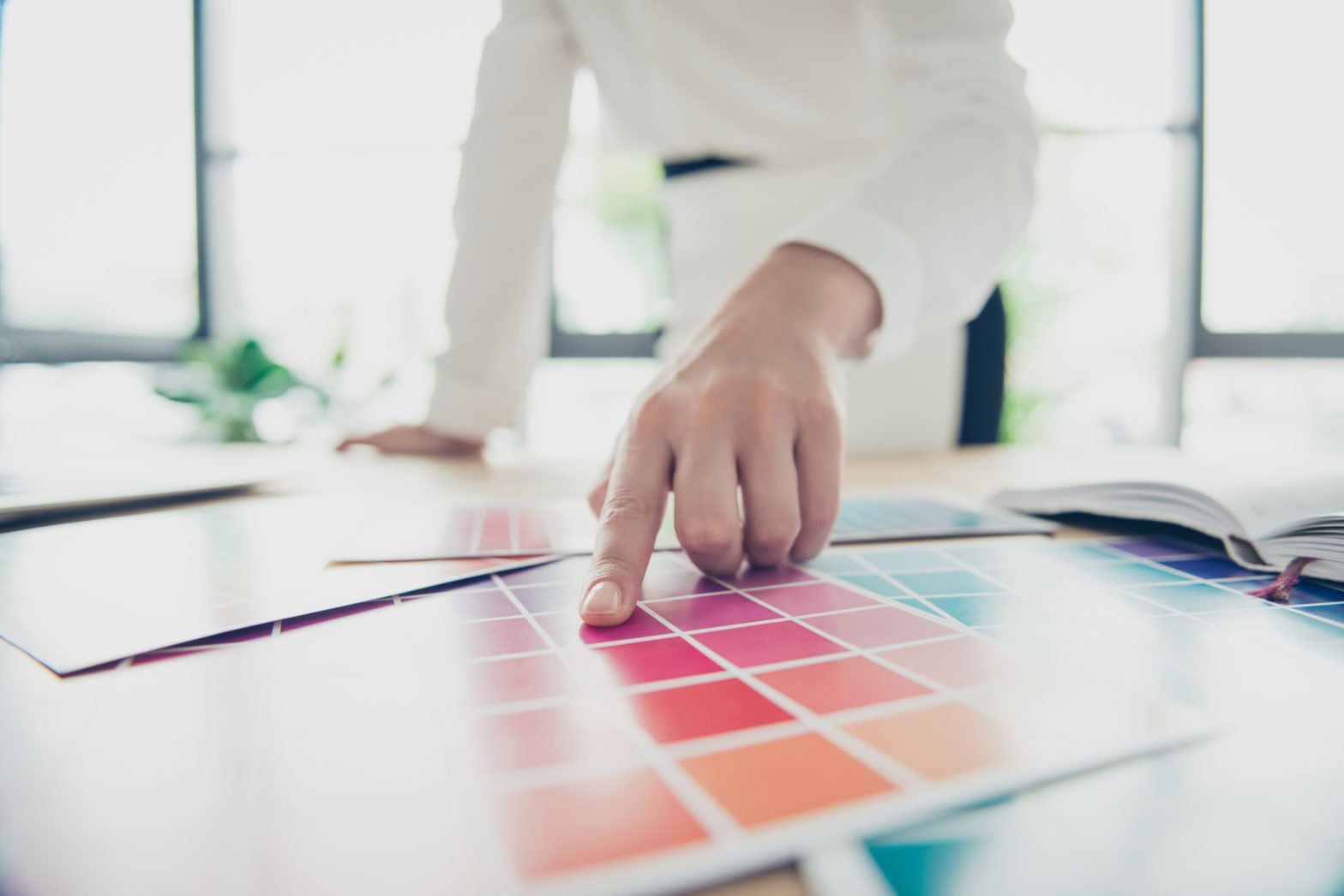 Panespol puede pintar todos sus panel decorativo en cualquier color que el cliente desee.