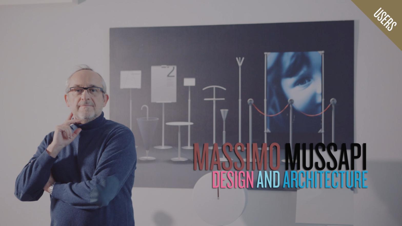 El arquitecto y diseñador Massimo Mussapi habla sobre sus trabajos con los sistemas de Panespol