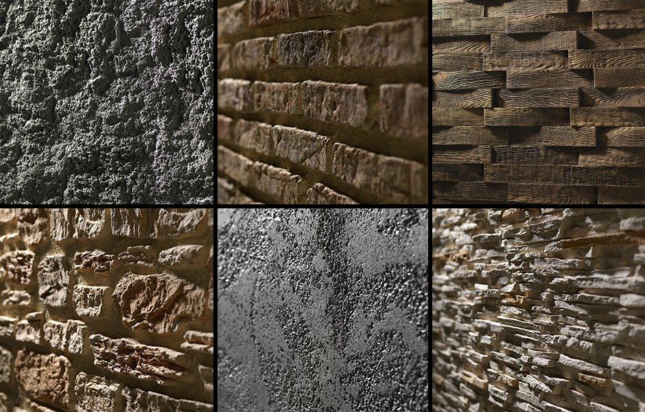 TEXTURES: Materialien, die eine Geschichte erzählen