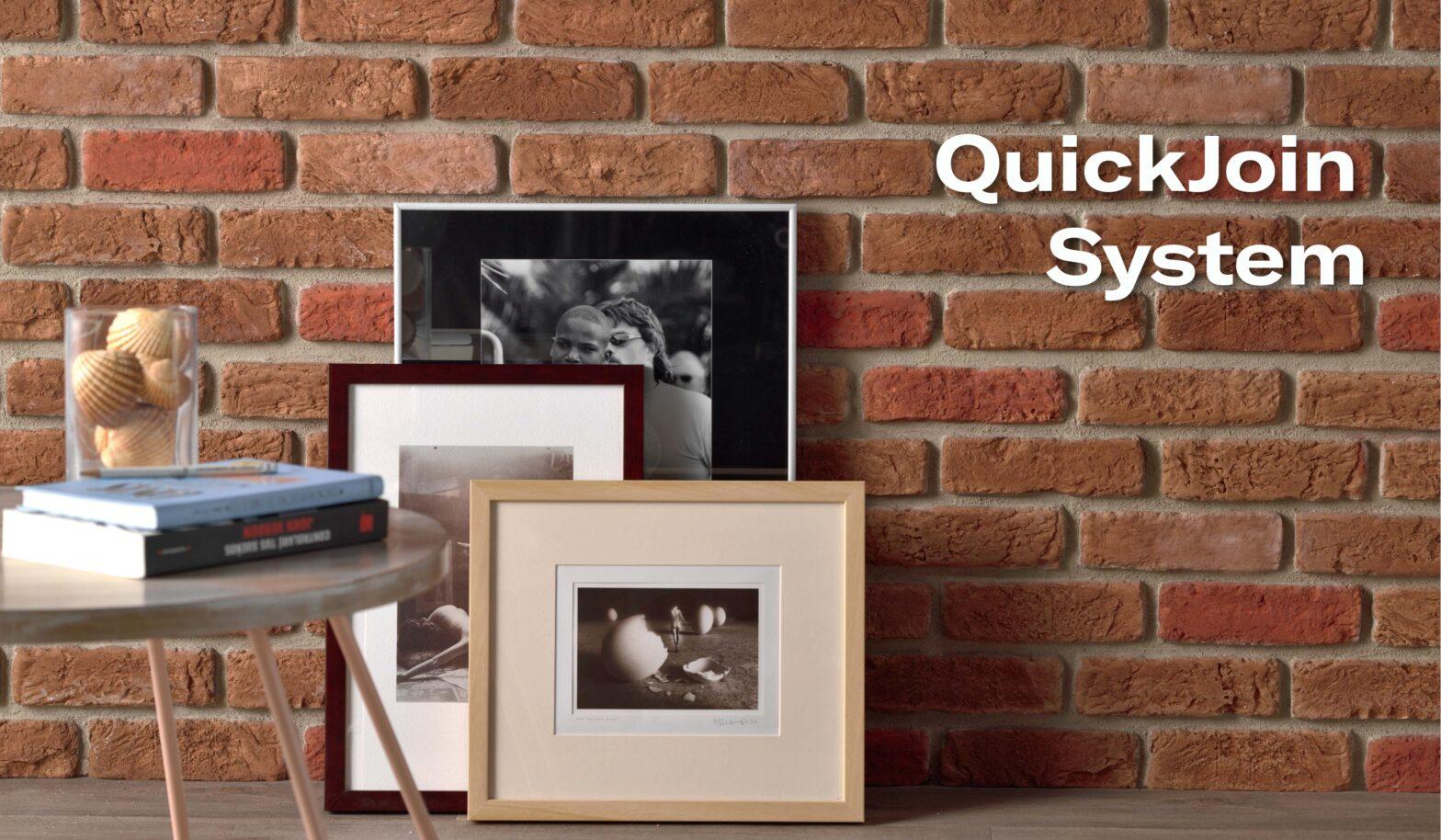 Rápido y eficaz, así es el sistema de montaje de paneles decorativos QuickJoin System