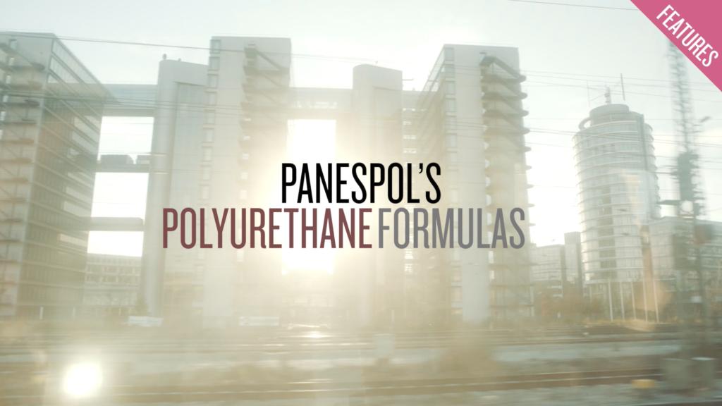 Reinventando la 'decoración en serie': propiedades del poliuretano Panespol<sup>®</sup>